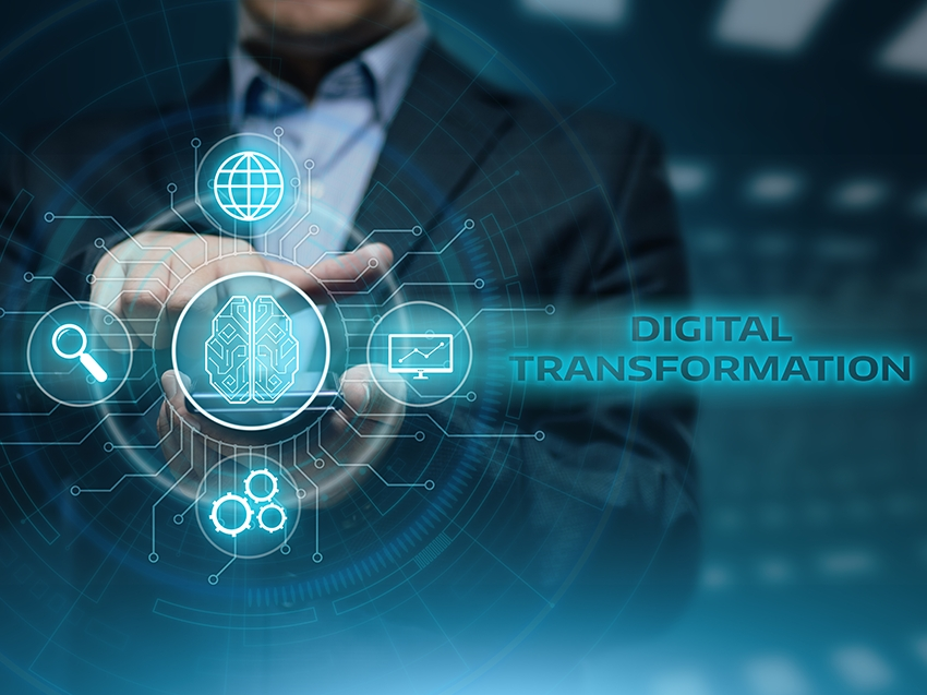 Transforming IA for the Digital Age